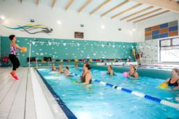Prowadzenie zajęć aqua aerobik