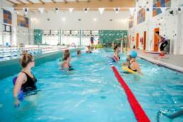 Aqua fitness na basenie w Gdańsku